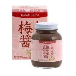 梅生姜番茶