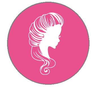 女美健スタッフアイコン白ピンク左